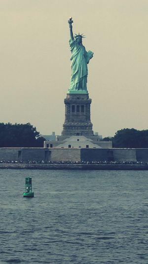 """Lady Liberty"" Statue Of Liberty NYC New York Harbor"