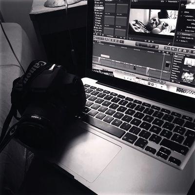 💻📽 Finalcut MacBookPro Clip Rapper HipHop Canon 1200D