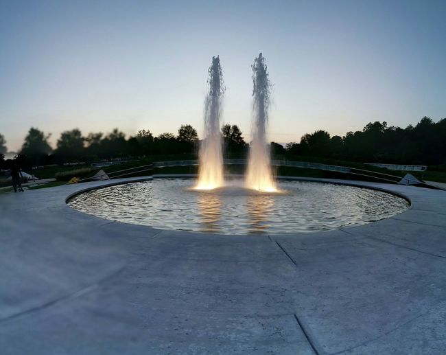 What I Value Garden Of Reflection 9/11 Memorial Fountain... Peace Love Ones Lost