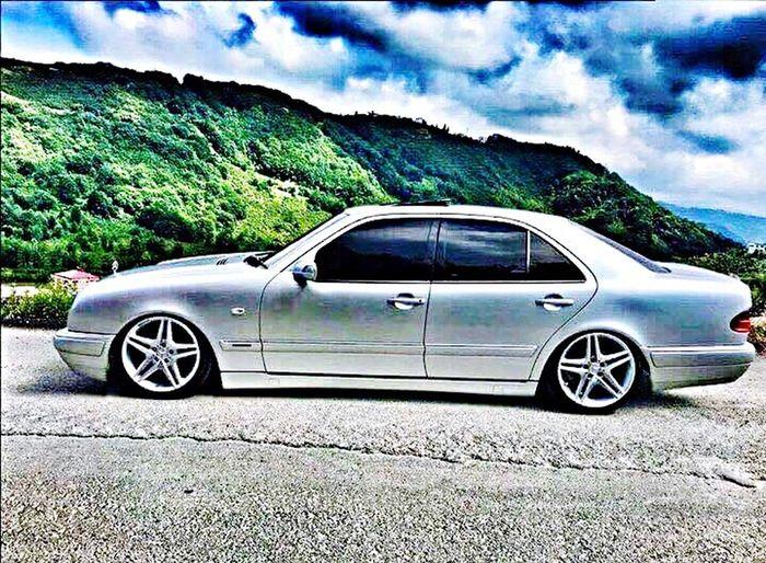 W210 Mercedes