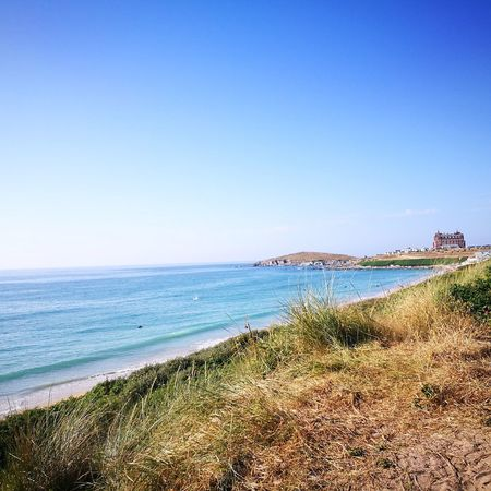 Beautiful Cornwall Love Cornwall Water Clear Sky Sea Coastline