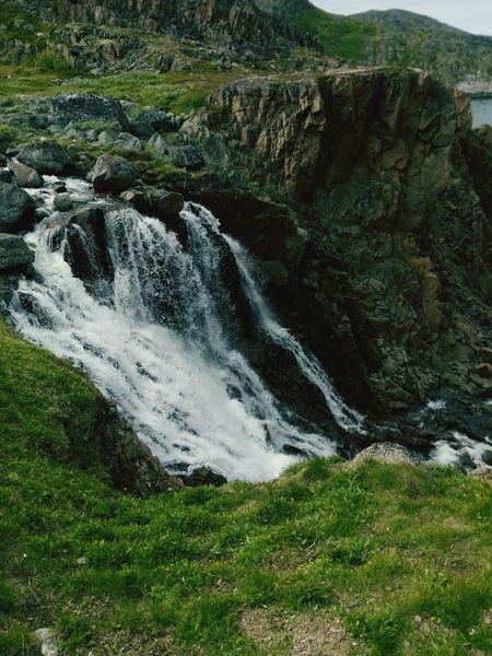The Great Outdoors - 2015 EyeEm Awards The Adventure Handbook Waterfall Water_collection Enjoying Nature Nature EyeEm Nature Lover Enjoying The View Far North | Video of my trip to Teriberka : https://youtu.be/8ay0e2qVzH0 and my panoramic photographs : http://mixyourworld.com/2015/05/23/teriberka-leviathan/