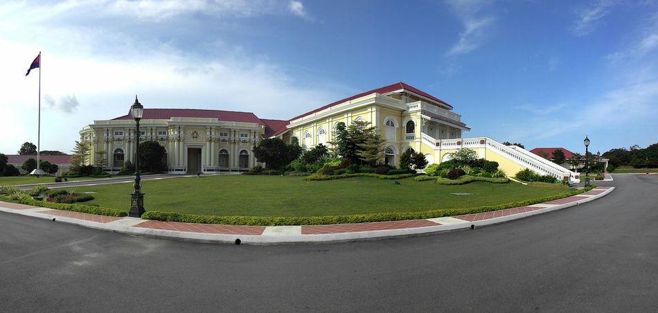 Grand Palace of Sultan Johor, Malaysia Architecture Palace Building Landmark Johor Bahru