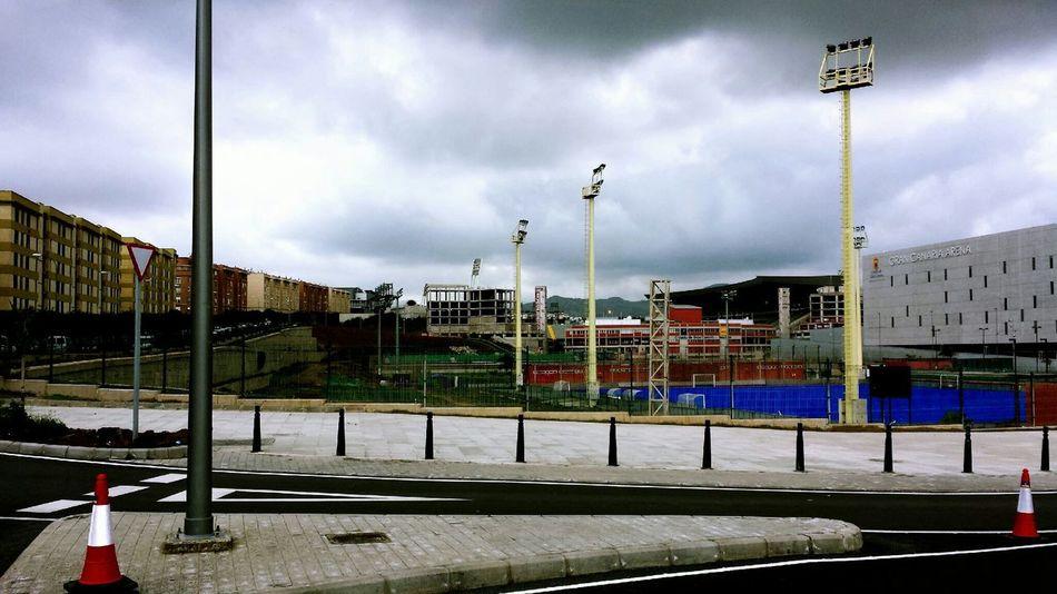 GC Arena Walking Around