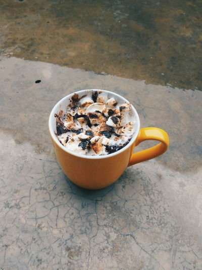 Coffee Cup Food And Drink EyeEm Selects Cakes! Mug Cake Smores For Breakfast  EyeEmNewHere