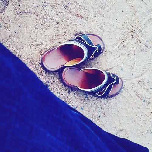 Sand Beach Shoe Jeans