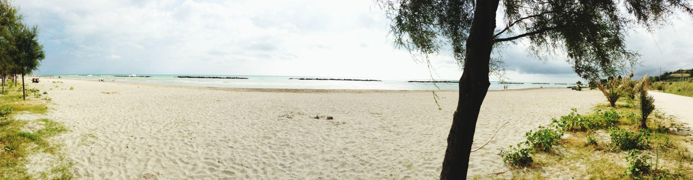 Finally I see the Sea