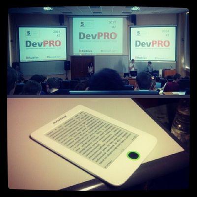DevPRO и главный приз стал моим)