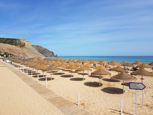Sand Beach Sea Outdoors Vacations Travel Destinations Beauty In Nature Summer Portugal Nikon D7200 PhotoGraphy Nikon D7200 Canoma Photography Atlantic Ocean Sigma 35mm Art Portugal