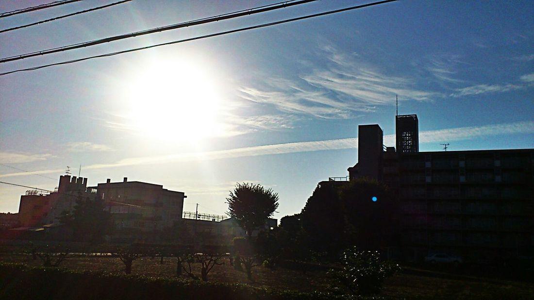 Goodmorning Morning Sky