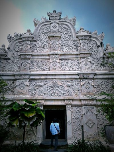 My Year My View INDONESIA Tamansari Tamansariyogyakarta Jogja Jogjakarta Yogyakarta Exploreindonesia Mycountry Beloved Places