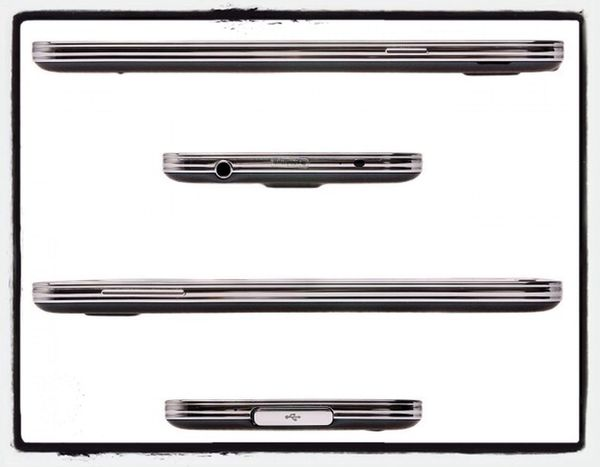 Wir haben das Samsung Galaxy S5 von oben, unten und von der Seite unter die Lupe genommen http://blog.notebooksbilliger.de/test-samsung-galaxy-s5-das-fuenfte-element/ SamsungGalaxyS5