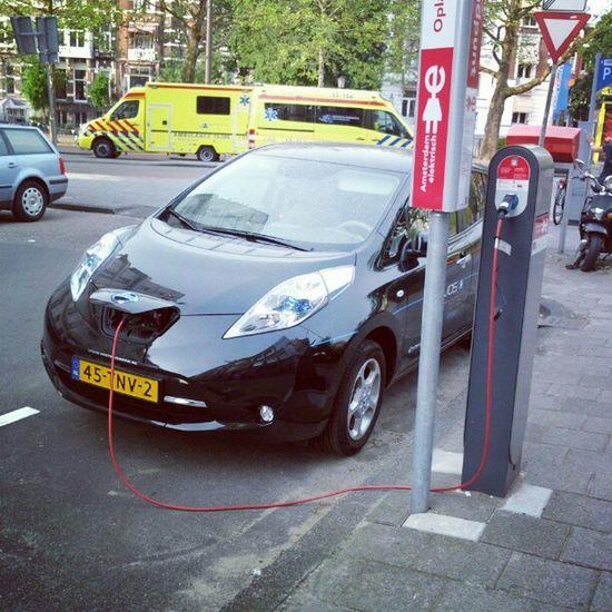 Amsterdam Electrocar