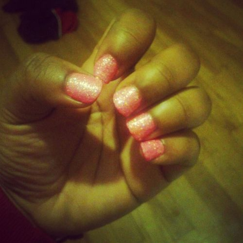 Just Finished My Nails