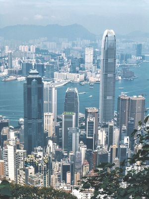Battle Of The Cities TOWNSCAPE Downtown HongKong Capital Cities  Victoria Peak, Hongkong Cityscape Building Mountain City Life Modern Office Building Skyscraper Built Structure Tall - High Building Exterior Development Water Waterfront Crowded City Architecture Building Story High Angle View Growth