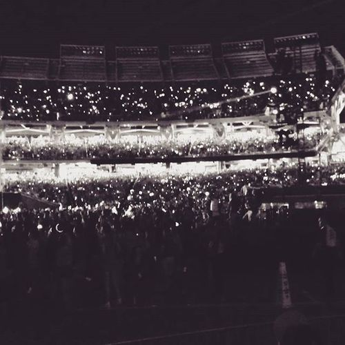 @taylorswift 1989worldtour at Nationals park Latergram @lizbutters
