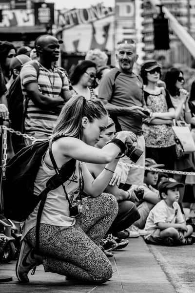 "Another reason to love ""fotografia"" Montreal Jazz Festival The Photojournalist - 2015 EyeEm Awards The Street Photographer - 2015 EyeEm Awards Streetphoto_bw Sony A6000 50mm F1.8 Eye4blackandwhite Black & White From My Point Of View Taking Pictures"