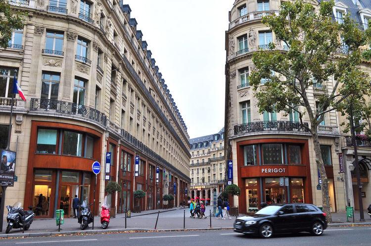 Architecture Building Exterior City City Life Francia Negozi Negozio Parigi Shops Strada Street Urban Vía