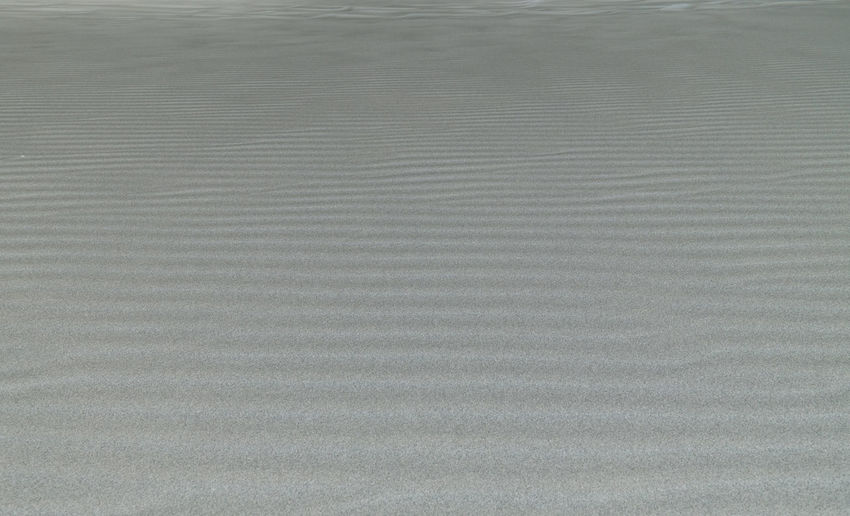 Backgrounds Beach Copy Space Day Full Frame Land Rippled Sand