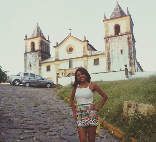 Alto da Sé. Olinda-Pernambuco/Brasil
