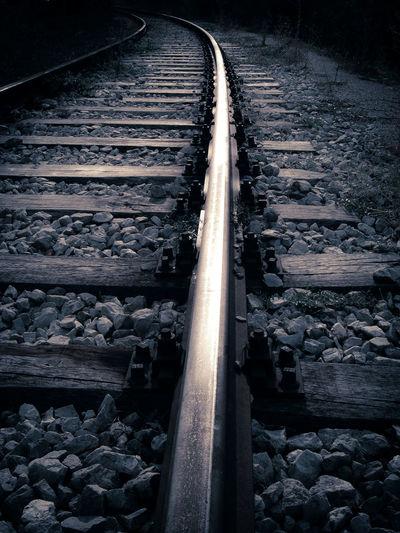 Soul Cityscape Photography Landscape Mood No People Outdoors Rail Transportation Railroad Track Time To Reflect Transportation Urban