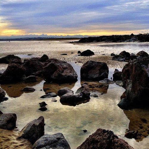 Donabate beach rocks ?#beach #donabate #rocky #jj #ireland #insta_ireland #insta_ireland_autumn #photooftheday Beach Ireland Photooftheday Rocky Jj  Donabate Insta_ireland Insta_ireland_autumn