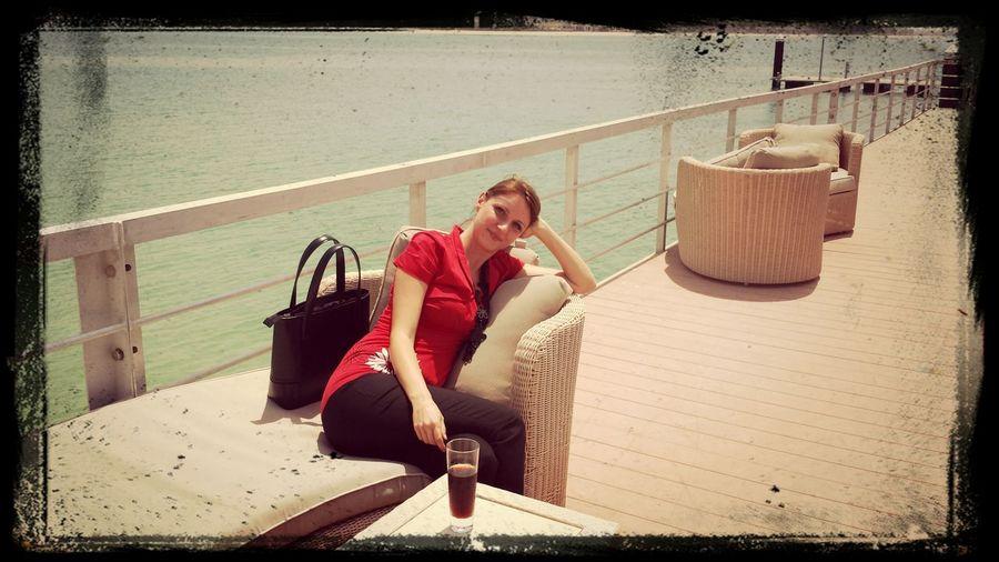 Relaxing Beautiful Surroundings Dubai Atlantis The Palm