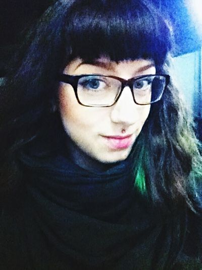 Glasses Selfie ✌