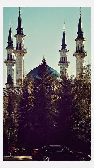 Qolsharif Mosque Kazan