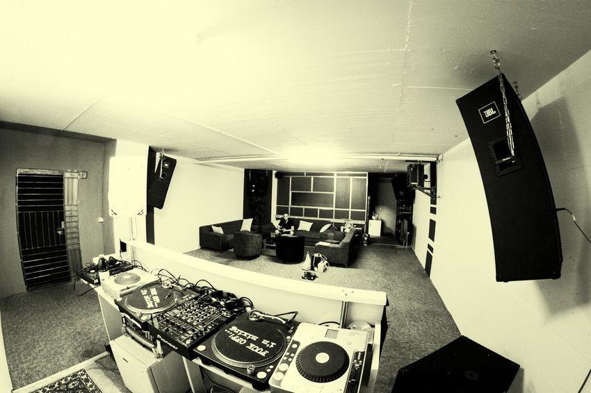 Music Studio Time  Followme Fisheye
