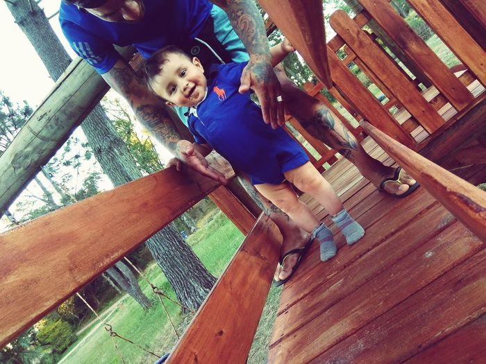 Child Childhood Playing Happiness Playground Togetherness Fun