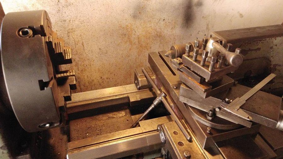 Large machinery