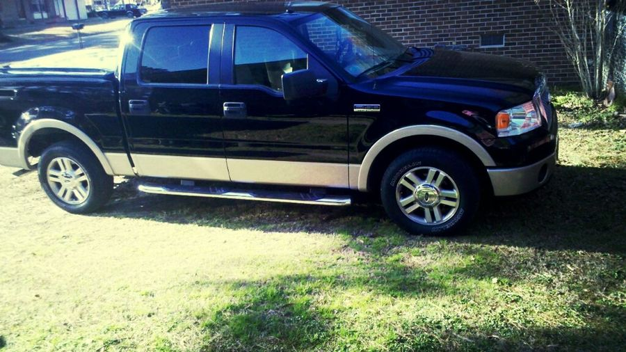 My Baby Black <3 Black Hello World Ford Trucks Fresh And Clean F-150