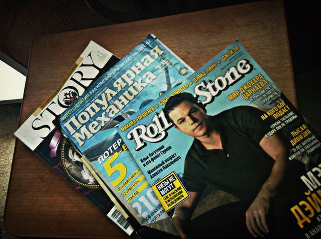 THIS IS WHAT I LOVE Rock'n'Roll Rolling Stone Cool