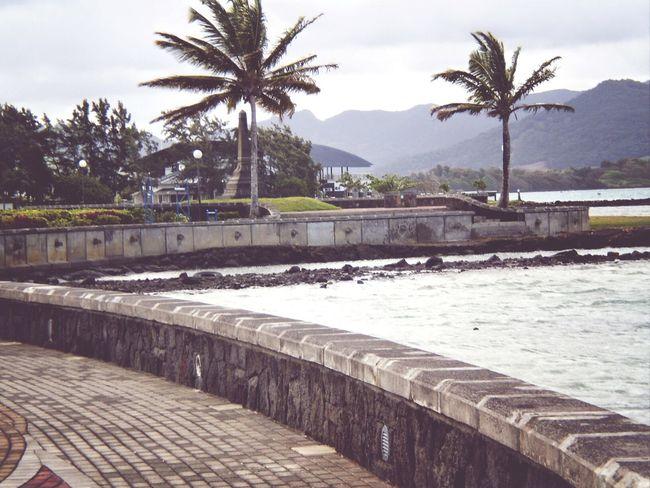 Mauritius mahebourg front