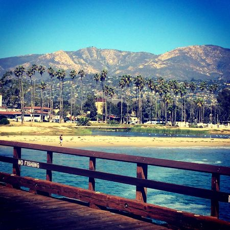 Paradise Amazing View Colors Palm Trees Roadtrip Moments Waves, Ocean, Nature MyPhotography Hello World Beachphotography Landscape_photography Magic Moments California BestTripEver Beautiful Day Scenics Beautiful Hello World Capture The Moment
