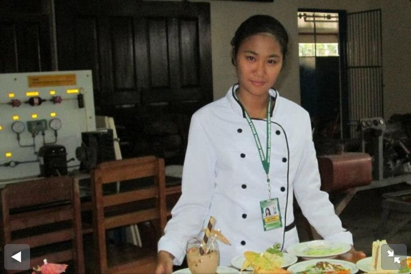 Portrait That's Me Check This Out cooking.. assessment actual examination