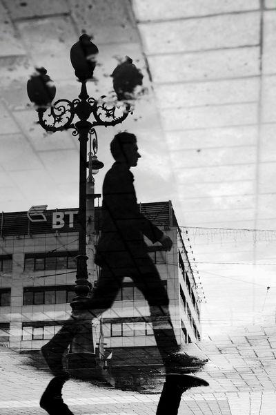 Kaliningrad калининград Streetphotography Streetphotographer Streetphoto_bw Photoreportage площадьпобеды фоторепортаж Кловер Photography улица39 Fujifilmru Fujifilm X-Pro1 35mm зеркало отражение в воде отражение_в_лужах The Street Photographer - 2018 EyeEm Awards