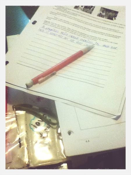 Homework Time !