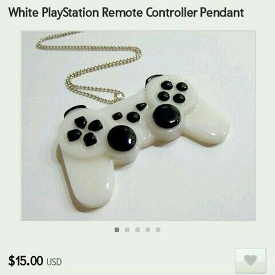 Remote Ps3 Playstation 3 Etsy Resin 2littlekisses