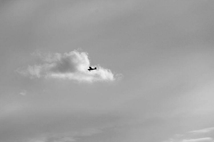 Clouds Blackandwhite Sky Priceless