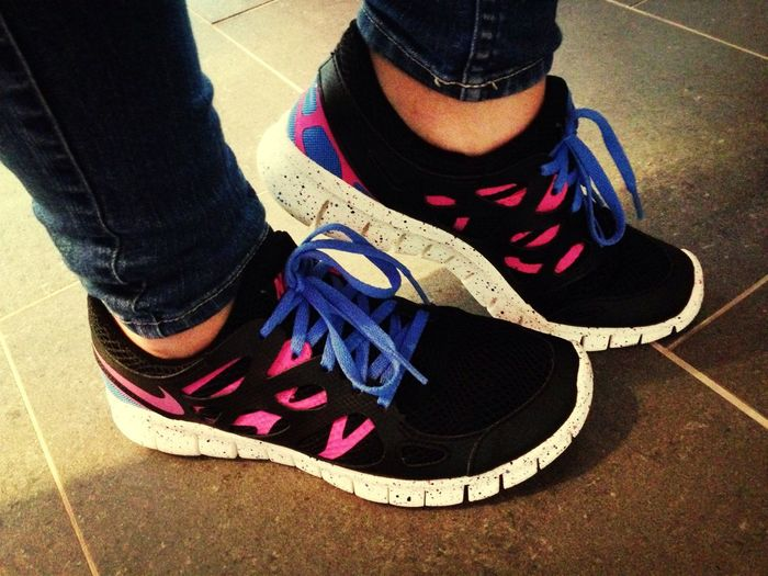 Got me some new Sneakers Nike Free Run  Fashion Hipster