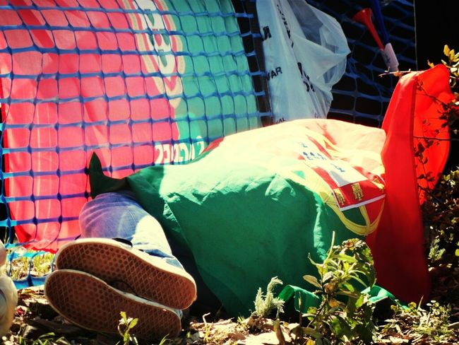 Rally de Portugal 2013 -waiting for cars!! Homeless Or Just Chillin' Livewire ~