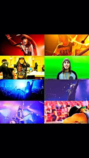 Favorite Singers Vic Fuentes Pierce The Veil Big Fan ❤️