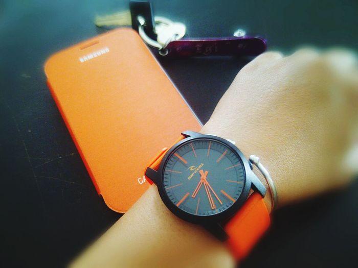 de oranje