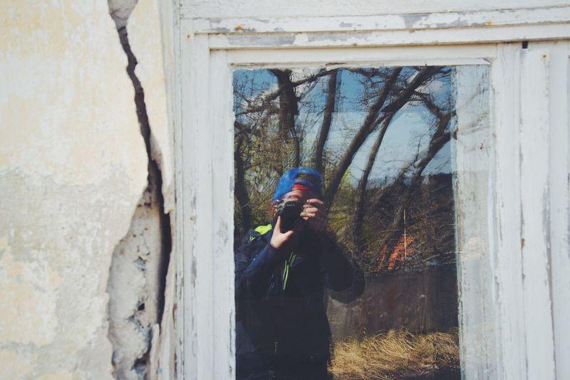 Selfie in Hohenlychen Selfie Go2know Igersmeetgo2know Lychen Lostplaces Lost