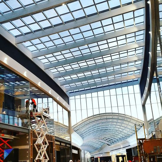 Shopping Architecture Construction Site Something New SneakPeek Pacific Werribee