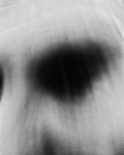 Motion Textured  Abstract Black And White Human Face One Person People Textured  Human Body Part Full Frame