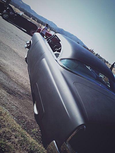 Chopped 1954 Lincoln Capri Kustom HotRod Car Classic Car Leadsled Traditional Custom