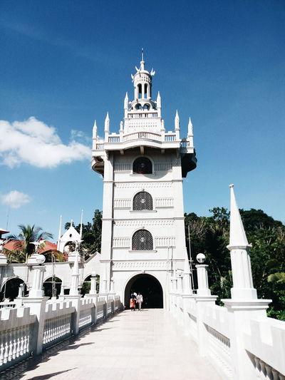 Miraculous Church of Mama Mary located at Cebu, Philippines. First Eyeem Photo
